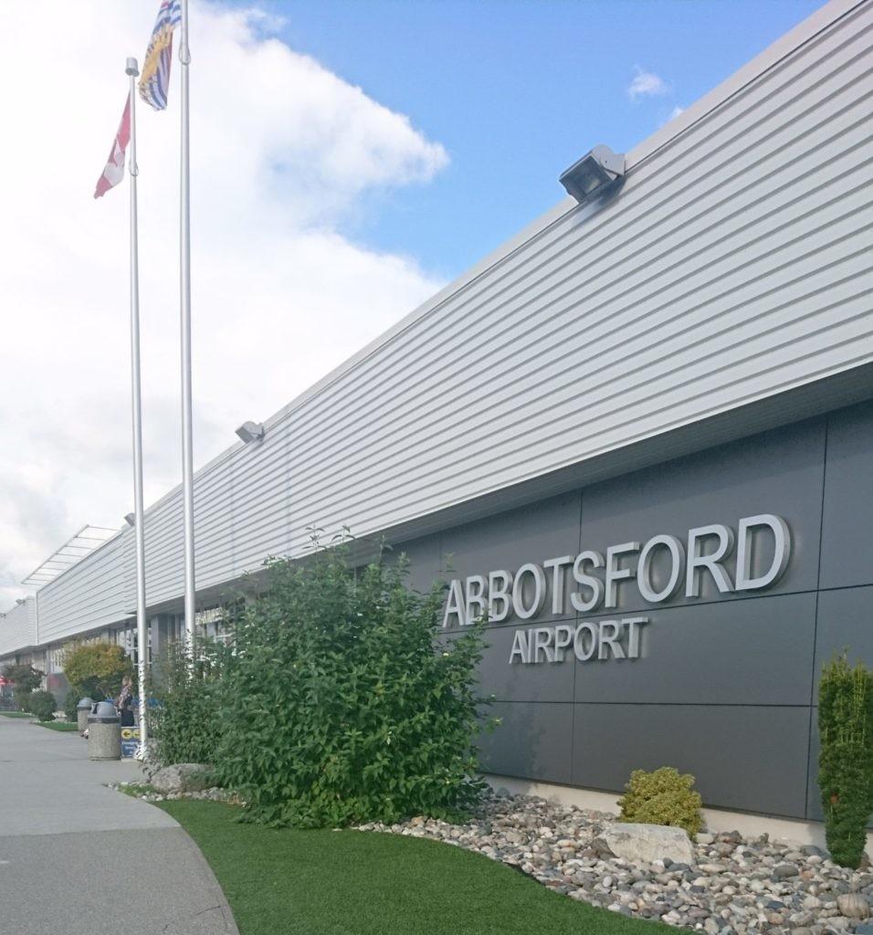 Abbotsford国際空港外観