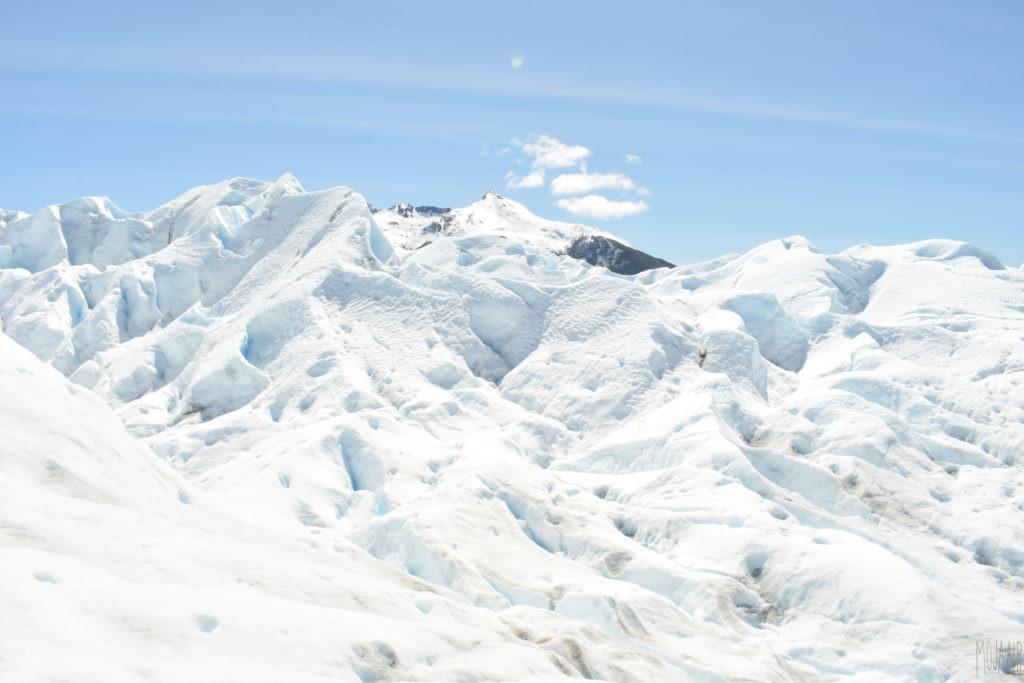 氷河の絶景