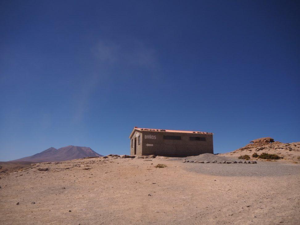 Bolivia bano