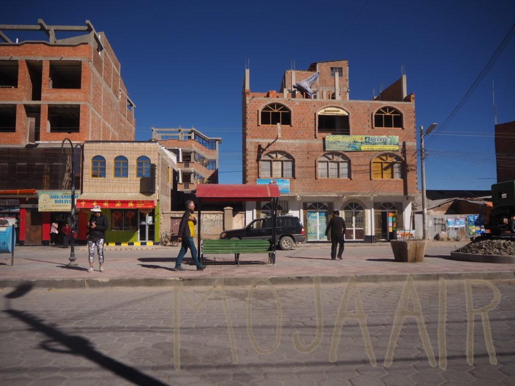 bolivia city
