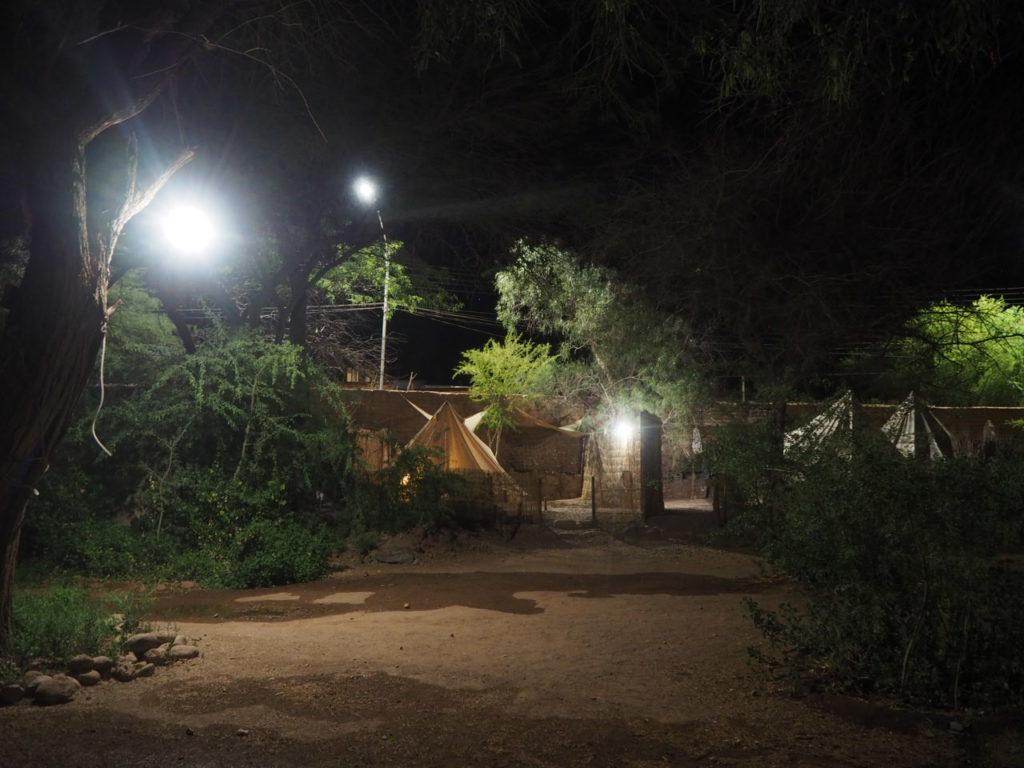 night hostel